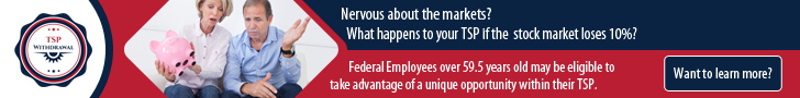 Federal employees can learn more about their TSP