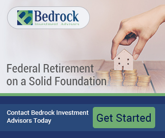 Make good decisions about your federal benefits with bedrock asset management.