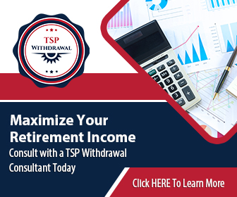 Your TSP Withdrawal expert is available to help you plan for your future.