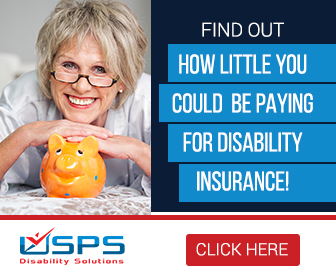 Find out how little you could  be paying for disability insurance!