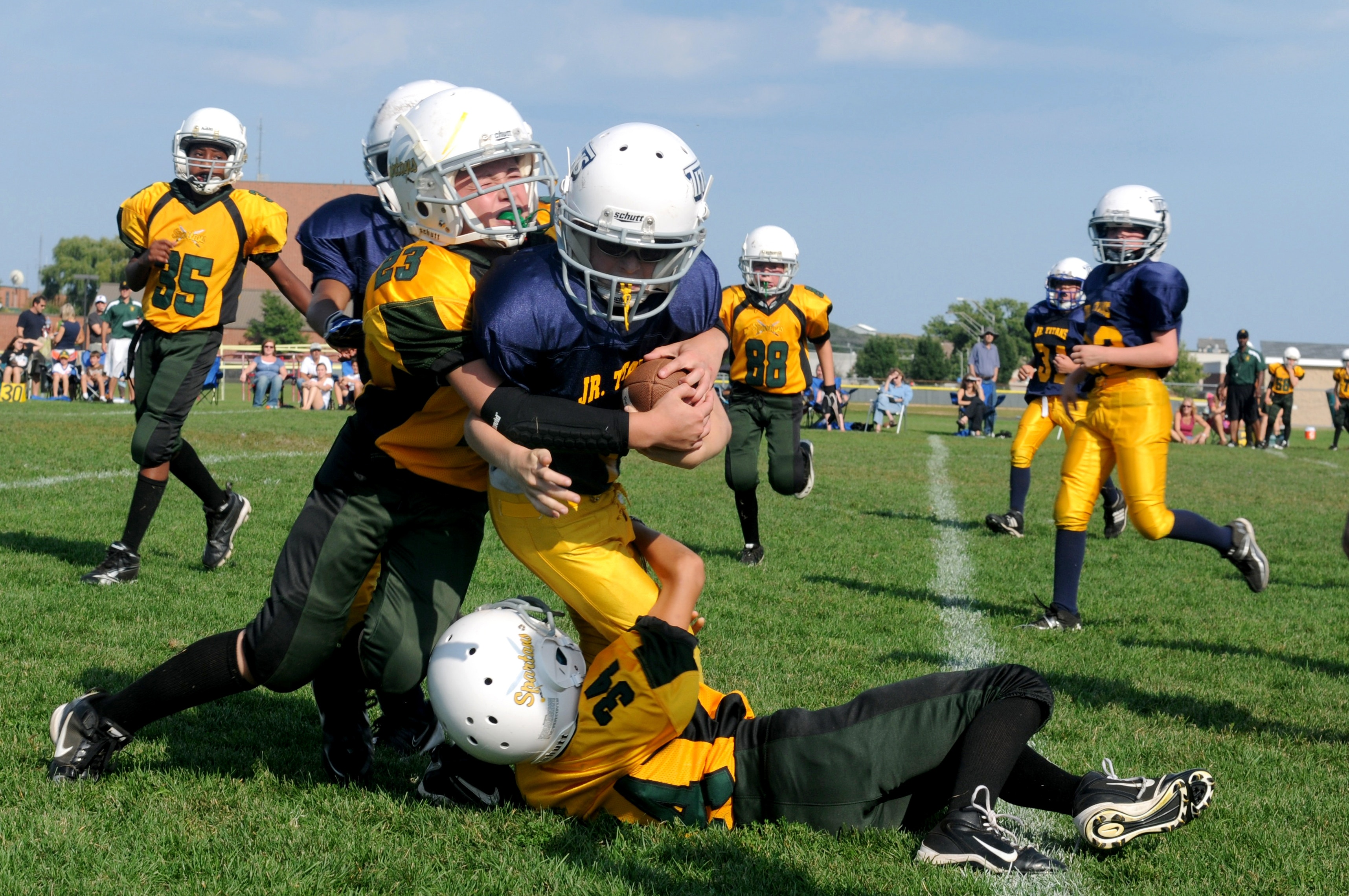 A tackle