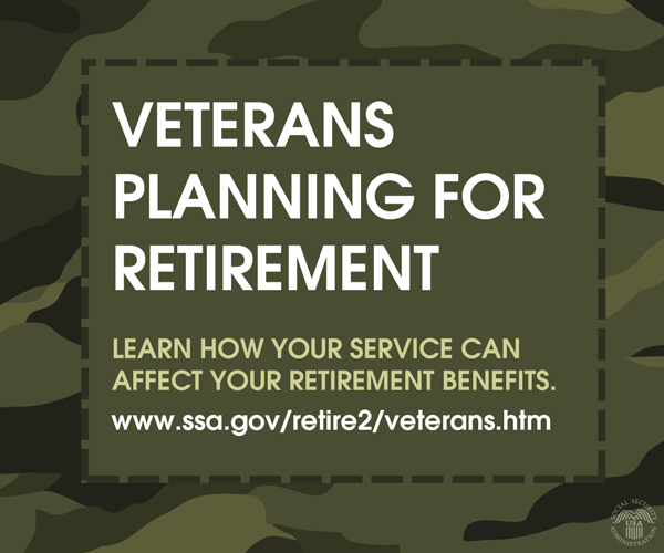 military retirement and tsp