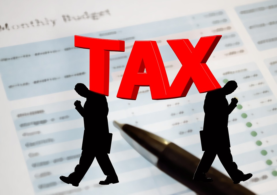 reviewing your tax plans by Aubrey Lovegrove