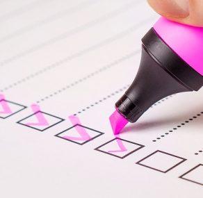 FERS OPM federal disability checklist