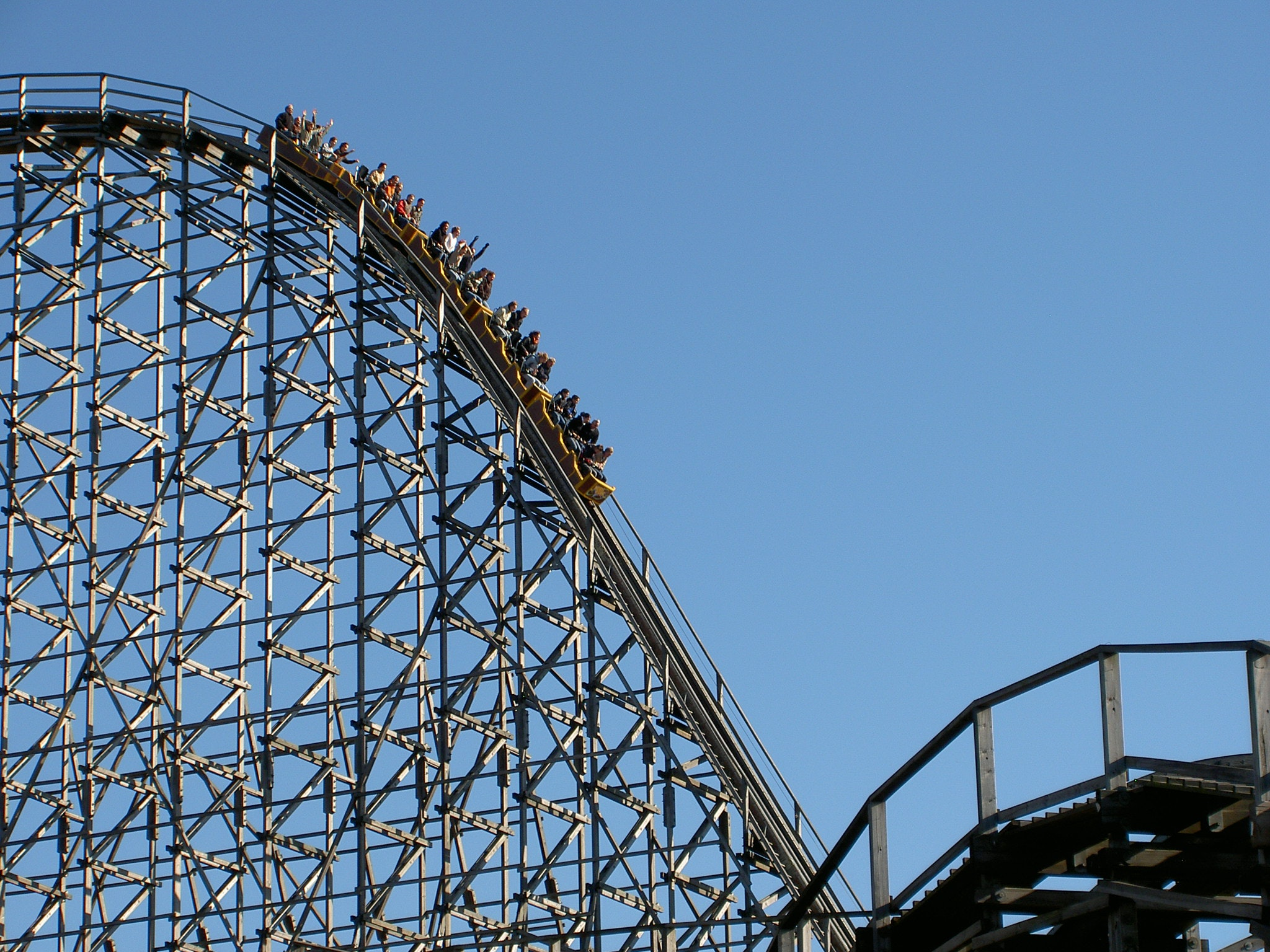 Public Sector Retirement - PSR - Is TSP 2020 the Scariest Roller-Coaster Ride or a Merry-go-Round?